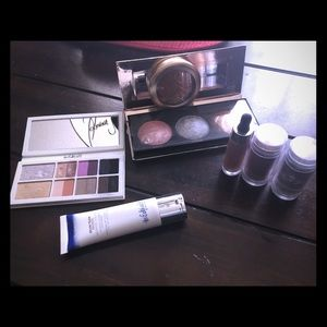 Brand name makeup lot